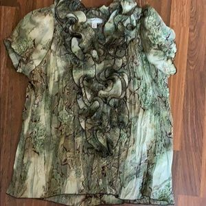 Dress Barn short sleeve top